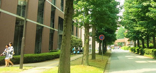 新聞奨学生① 読売育英奨学会