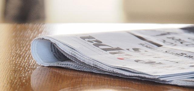 新聞紙の大きさはどうして決まった?