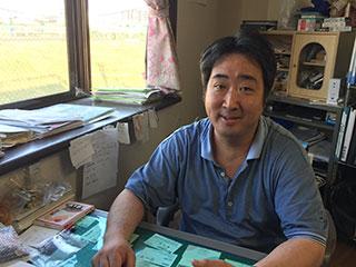 読売センター小岩 高堀所長